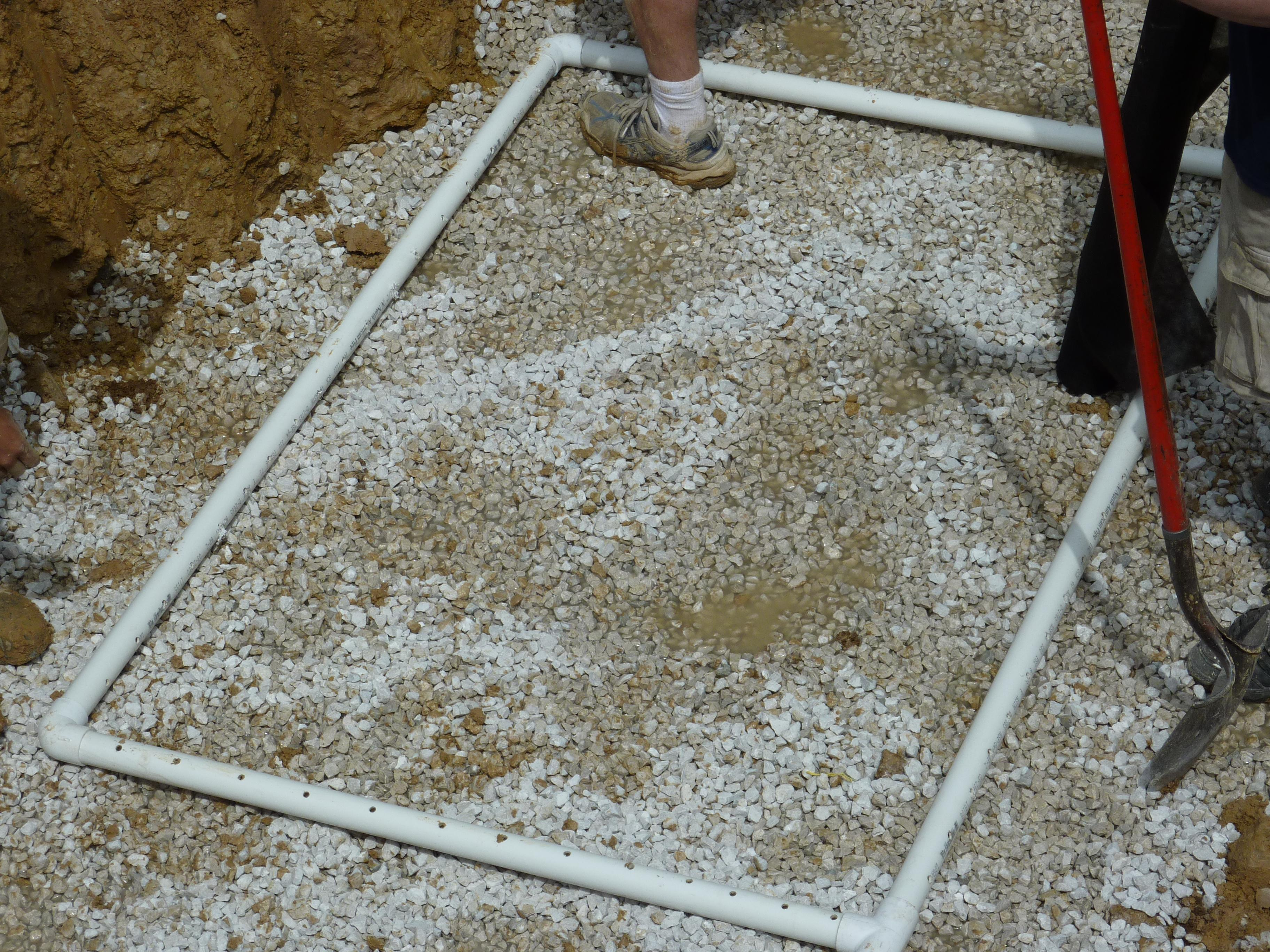 Sump System Prevents Floating Liners in Vinyl Liner Pools Milwaukee