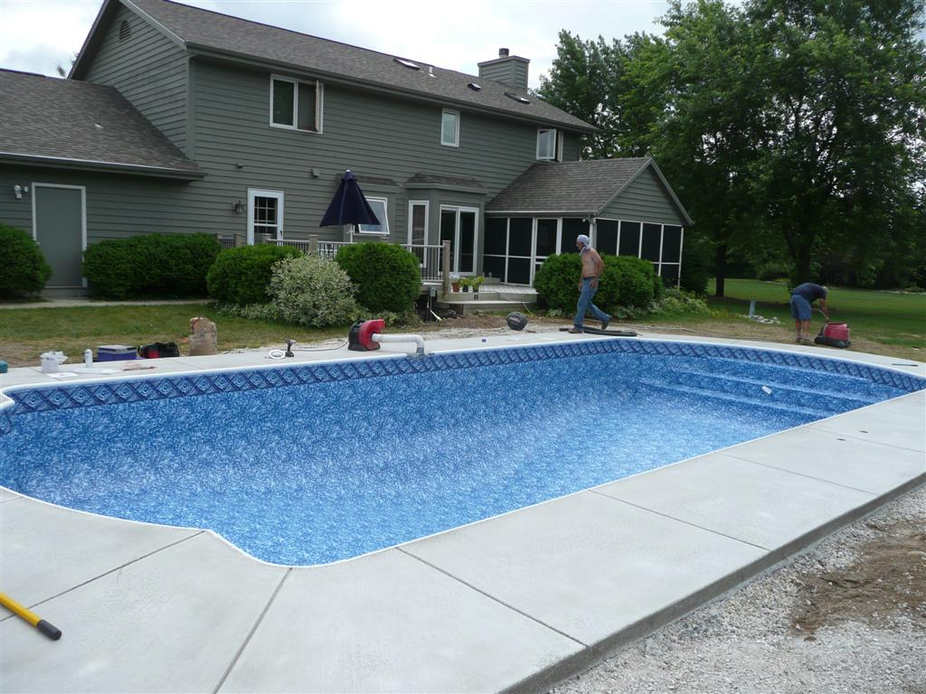 Pool Contractor Waukesha