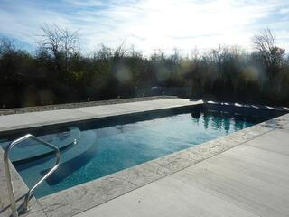 Does a Fiberglass Pool Cost more than a Concrete Pool Waukesha