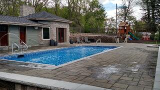 Steel vs Polymer Pool Walls Milwaukee