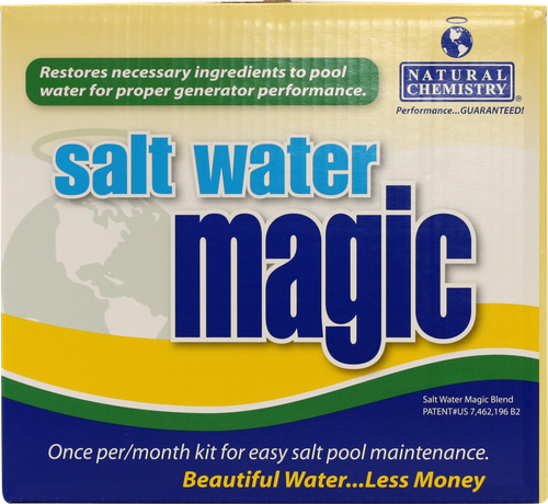 Salt Water Magic Swimming Pool Maintenance