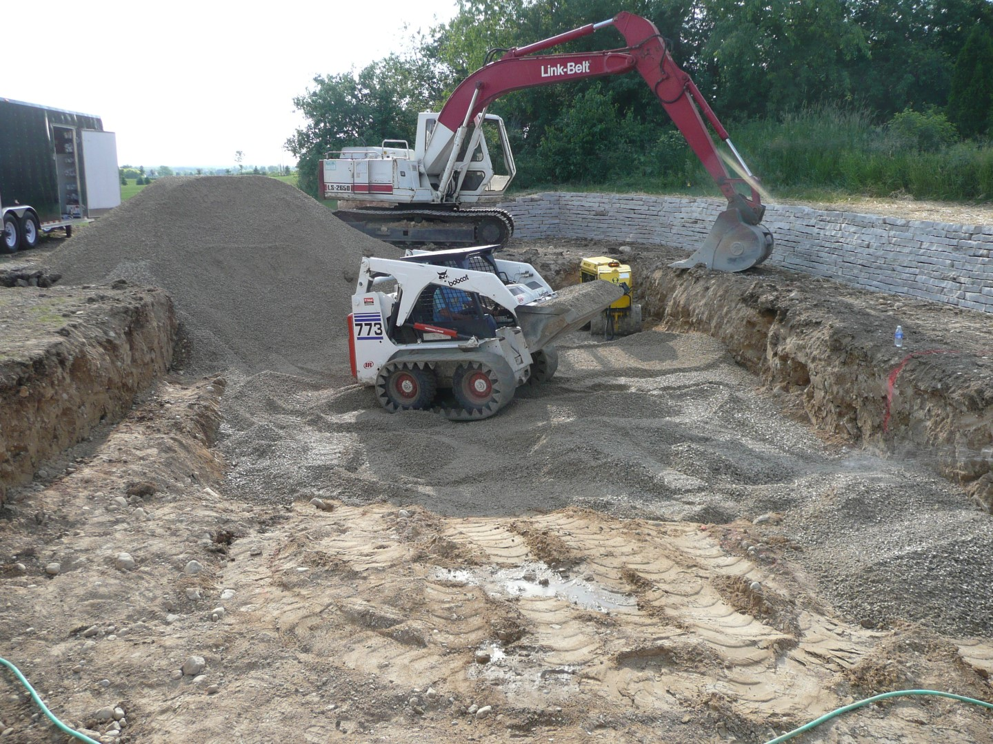 Inground Pool Builders Waukesha